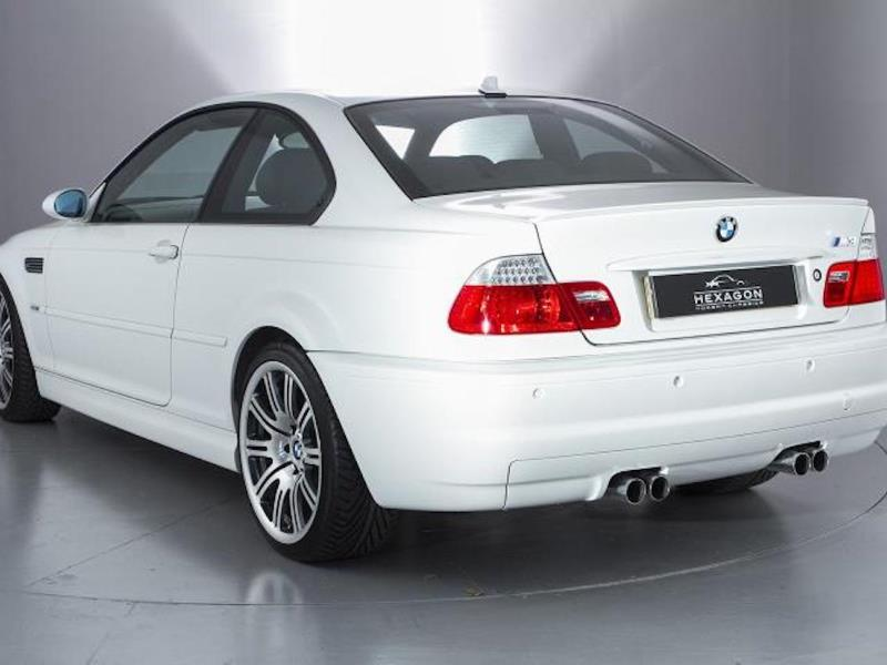 Best performance on a BMW 3 Series? Go for the E46 M3