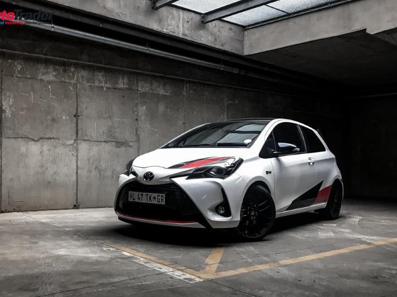 Toyota Yaris GRMN – memoirs of a petrolhead - Expert TOYOTA