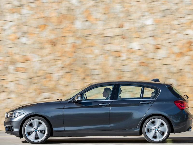 BMW 1 Series vs Audi A3 vs Mercedes-Benz A-Class: which one