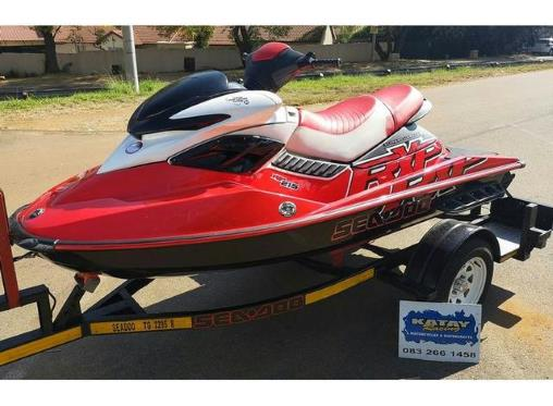 Seadoo SEA-DOO RXP 215HP SUPERCHARGED ROTAX 4-TEC boats for