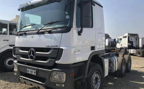 Mercedes-Benz actros trucks for sale in South Africa - AutoTrader