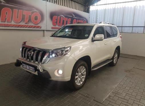 Toyota Land Cruiser Prado 4 0 VX for sale in Vereeniging - ID