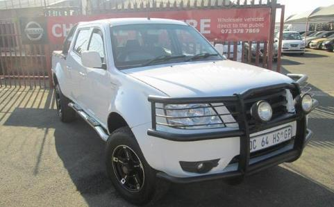 Tata Xenon double cabs for sale in South Africa - AutoTrader