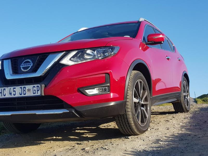 Road Tripping With The Nissan X Trail Expert Nissan X Trail Car