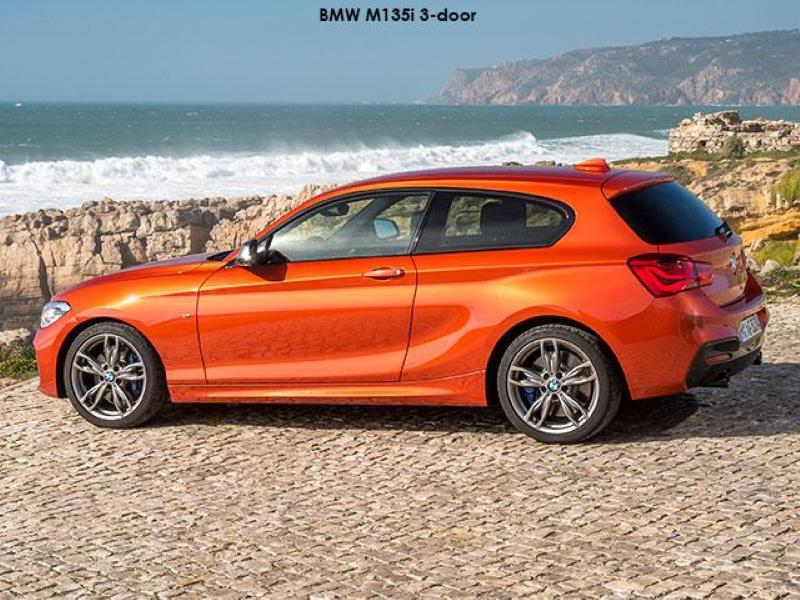 Compact driving pleasure - The new BMW 1 Series now