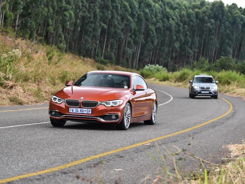 Audi A5 Coupé vs  BMW 4 Series Coupé vs  Mercedes-Benz C200