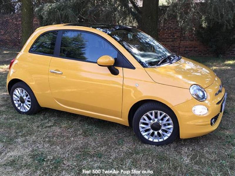 Fiat 500 Twinair Pop Star Auto Is This The Unbeatable City Car