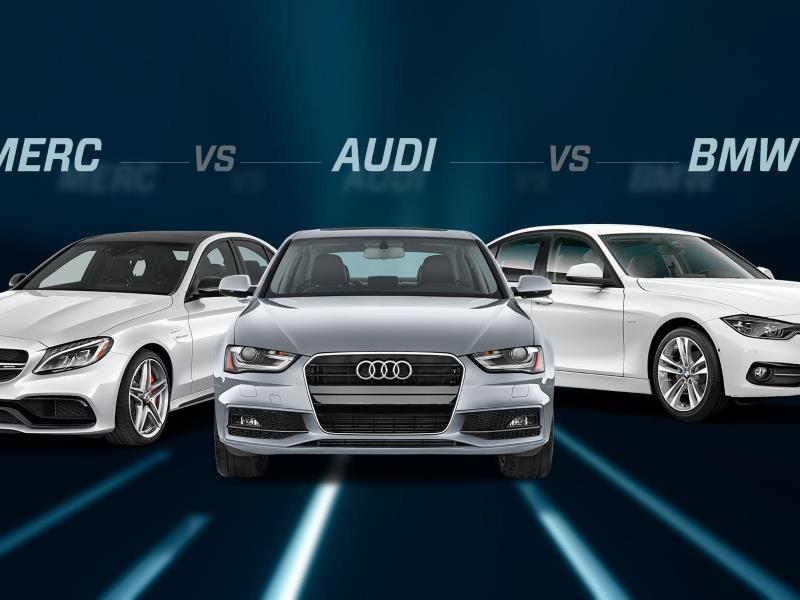Bmw 3 Series Vs Audi A4 Vs Mercedes Benz C Class Motoring News And