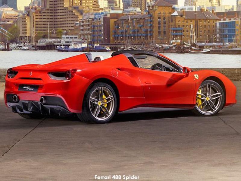 Ferrari 488 Gtb For Sale South Africa - Supercars Gallery