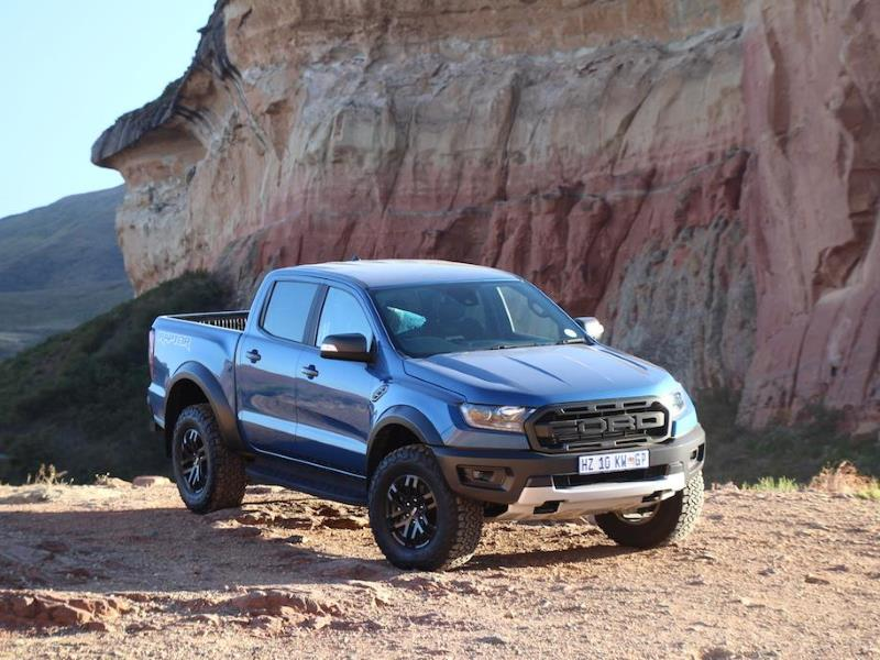 Review: Ford Ranger Raptor - Living with the Beast - Expert FORD