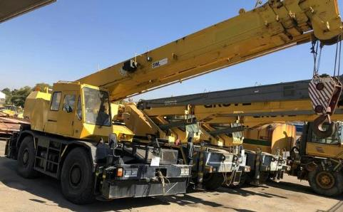 Tadano cranes for sale in South Africa - AutoTrader