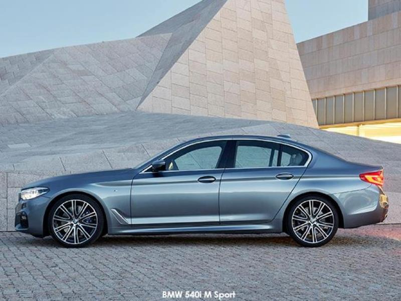 Price Spec News New High Tech Bmw 5 Series Prices For South