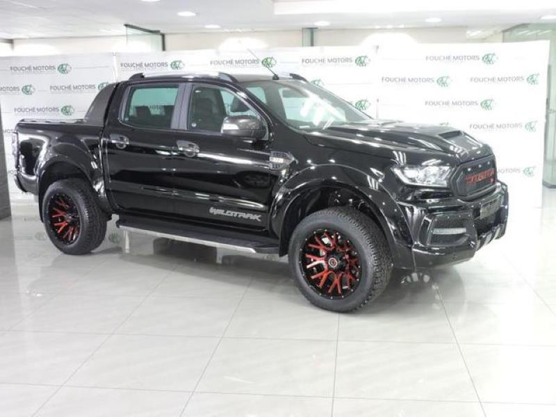 Ford Ranger 3 2TDCi Double Cab 4x4 Wildtrak Auto for sale in