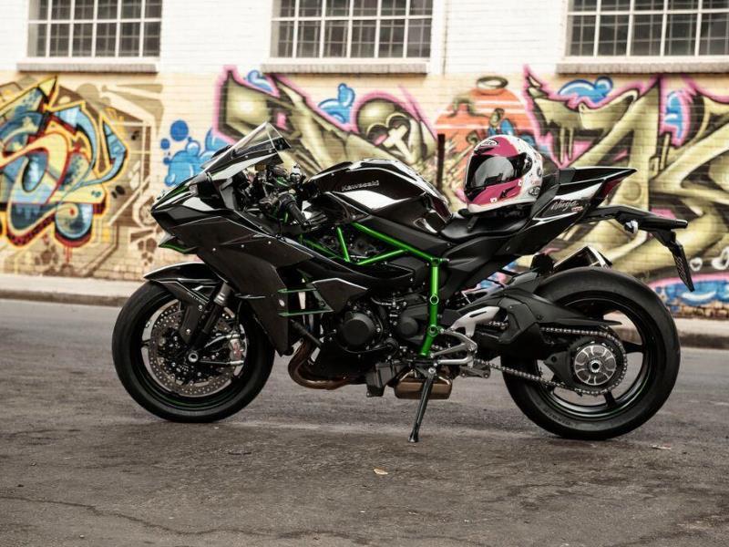 Kawasaki Ninja H2 – Built Beyond Belief - Expert KTM