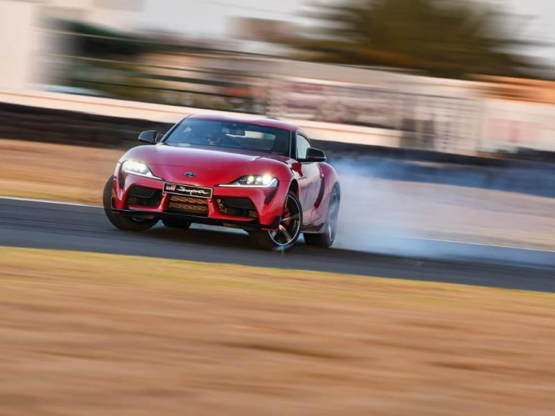 First Drive: Toyota Supra - What's in a name? - Motoring news and