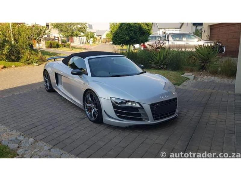Audi R8 Gt 5 2 V10 Spyder Quattro For Sale In Sandton Id 25106882
