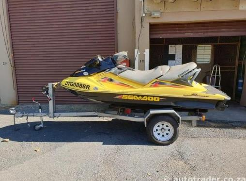 Seadoo GTX 4-TEC SUPERCHARGED boats for sale in Johannesburg