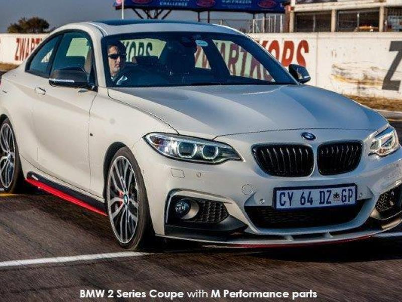 bmw 2 series m performance parts now available in south africa bmw