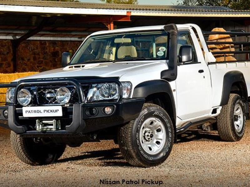 Rugged new Nissan Patrol Pickup is the new workhorse king
