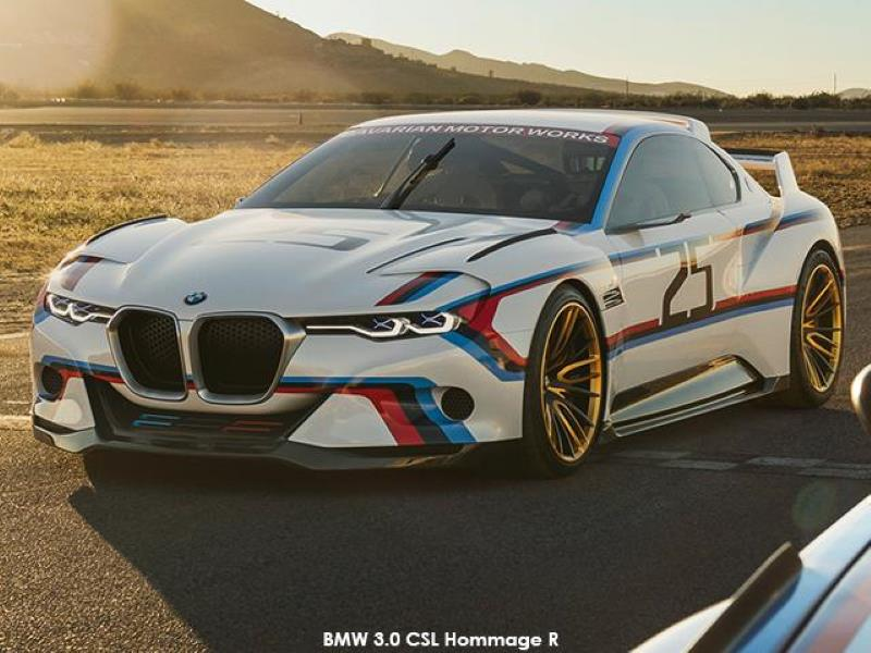 BMW 3.0 Csl >> Is The Bmw 3 0 Csl Hommage R The Perfect Fusion Of Racing