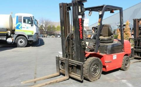 New & used forklifts for sale in South Africa - AutoTrader