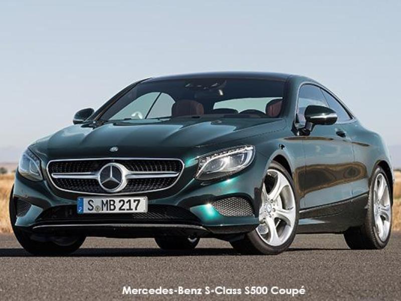 New Mercedes Benz S Cl Coupé An Aesthetic Exclusive High End