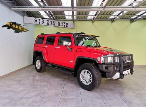 Hummer H3 suvs for sale in South Africa - AutoTrader