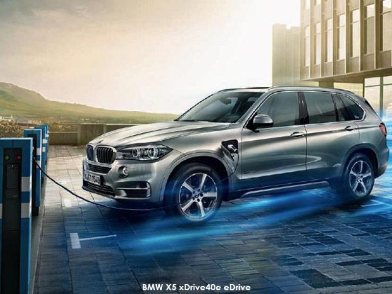 Bmw X5 25d And Bmw X5 40e Prices Specs For Sa New Drivetrains For