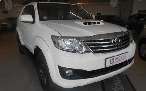 Toyota Fortuner cars for sale in South Africa - AutoTrader
