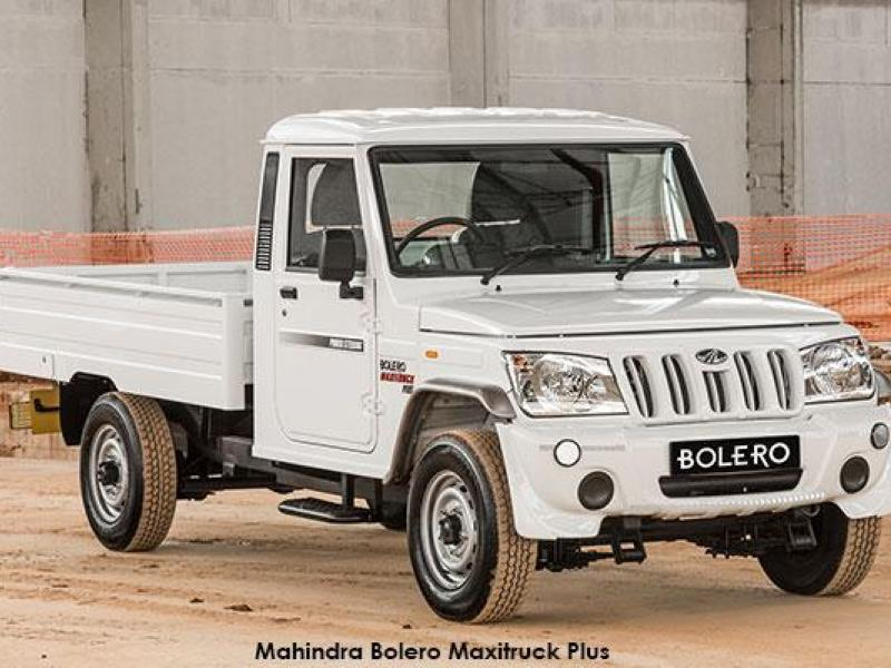 Mahindra introduces price-leading, fuel-frugal workhorse: Bolero