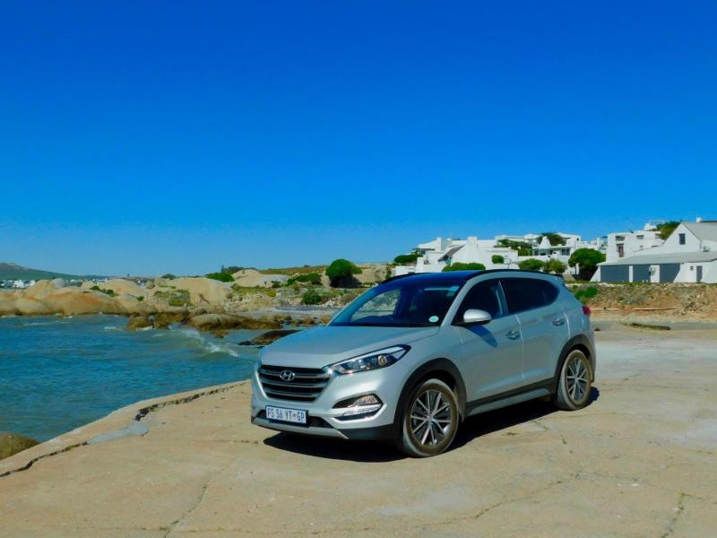 Roadtrip Review - Hyundai Tucson 2 0 CRDi Elite - Expert