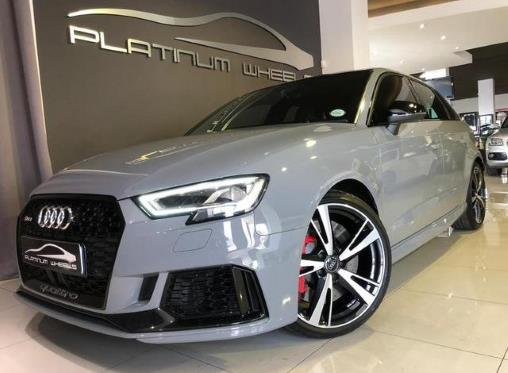 Audi Rs3 Cars For Sale In Gauteng Autotrader