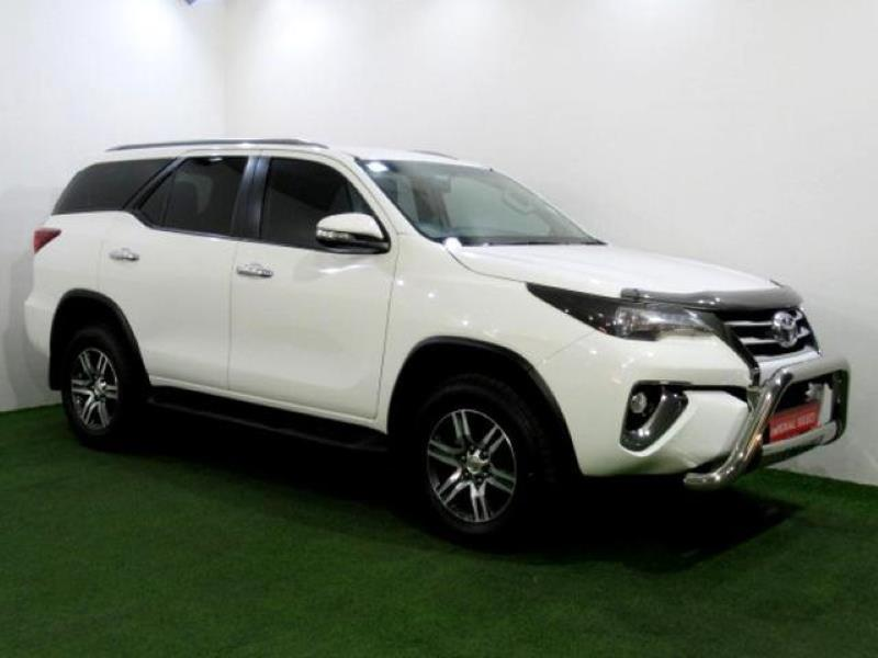 Toyota Fortuner 2 8GD-6 4x4 Auto for sale in Alberton - ID