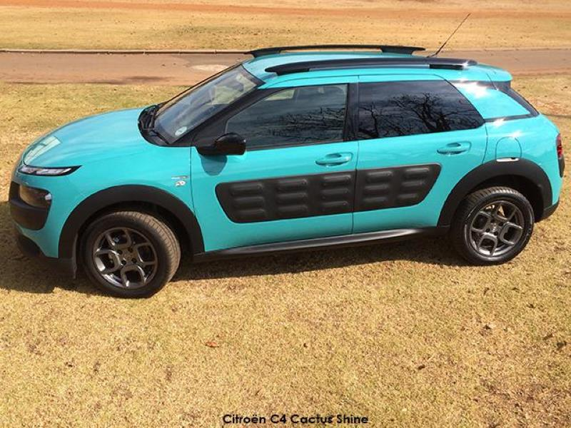 The Citroën C4 Cactus is one of the most anticipated outside
