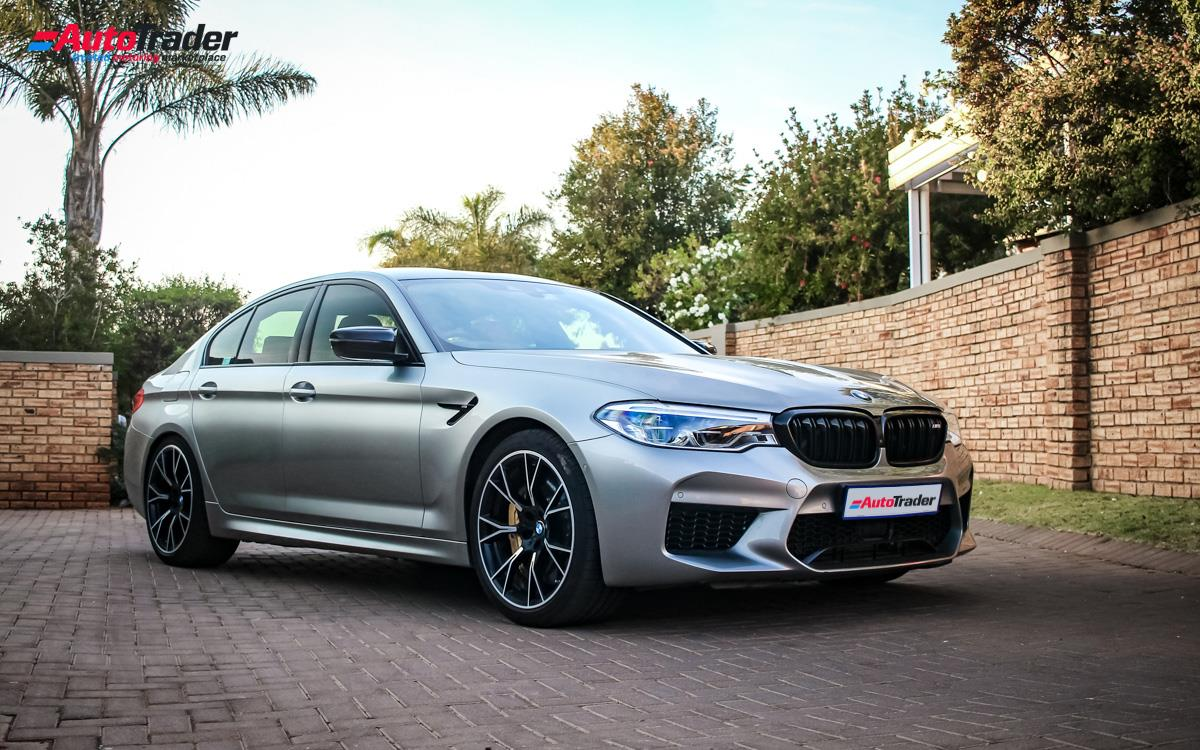 Dialled Up To 11 The Bmw M5 Competition Expert Bmw M5 Car Reviews Autotrader