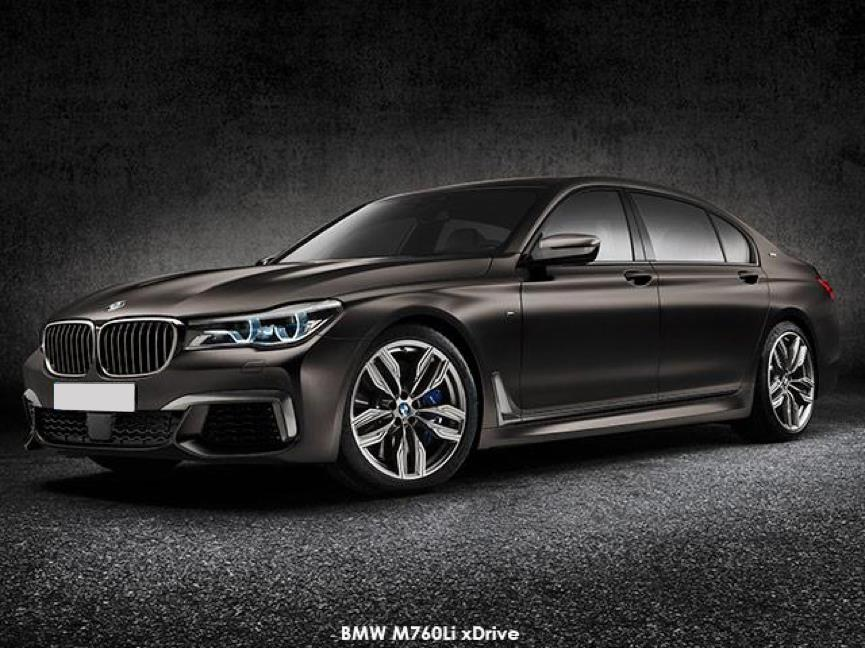 Bmw Used For Sale >> Price + spec news – BMW M760Li and V12 Excellence – the new BMW flagship - Motoring News and ...