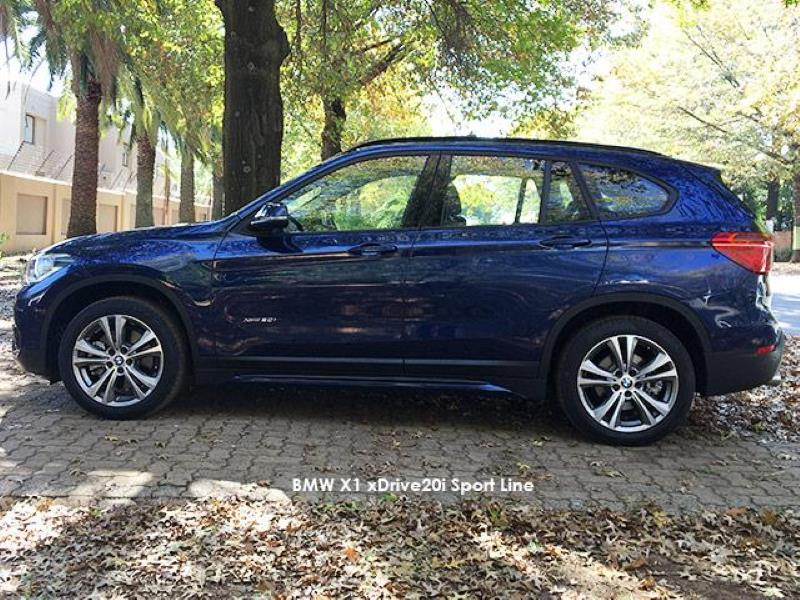 BMW X1 xDrive20i Sport Line – has the X1 grown to fulfil