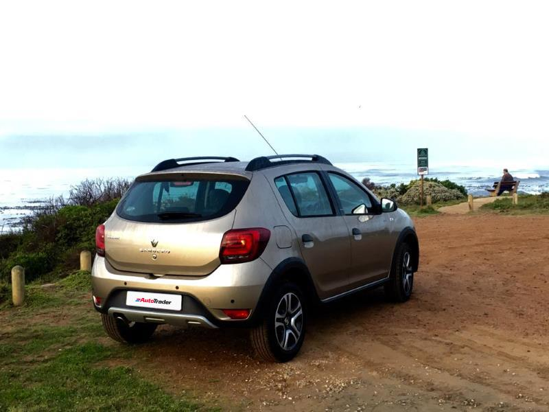 Renault's Sandero Stepway Plus just got smarter - Expert
