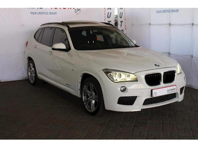 Bmw X1 Sdrive20d M Sport For Sale In Johannesburg Id 25154787