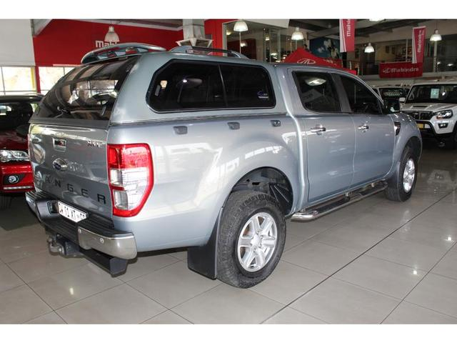2014 Ford Ranger 3.2TDCi Double Cab Hi-Rider XLT Auto- Picture 2