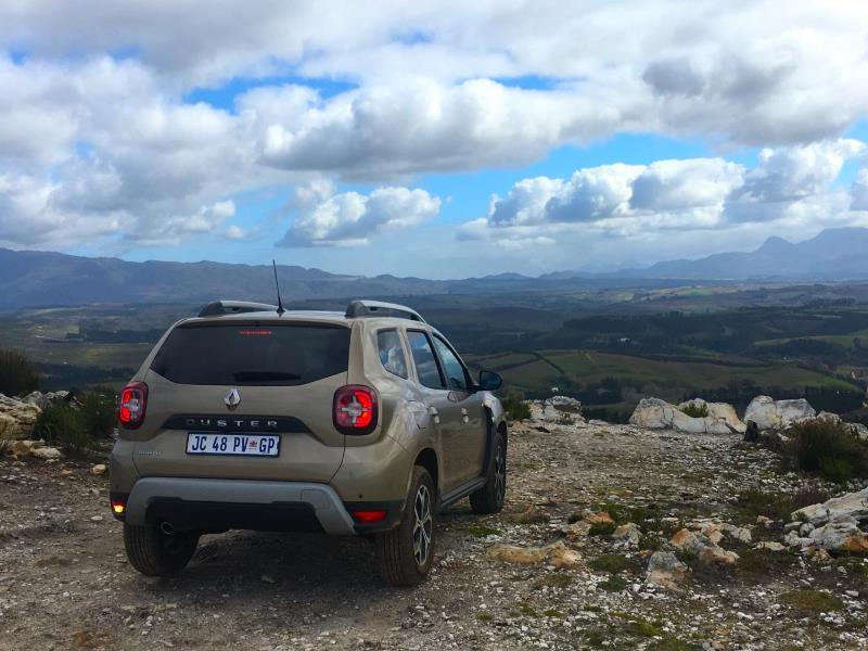 Duster 1 5 dCi TechRoad: Another solid value proposition