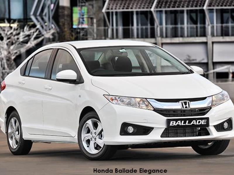 2014 Honda Ballade - A compelling proposition - Motoring