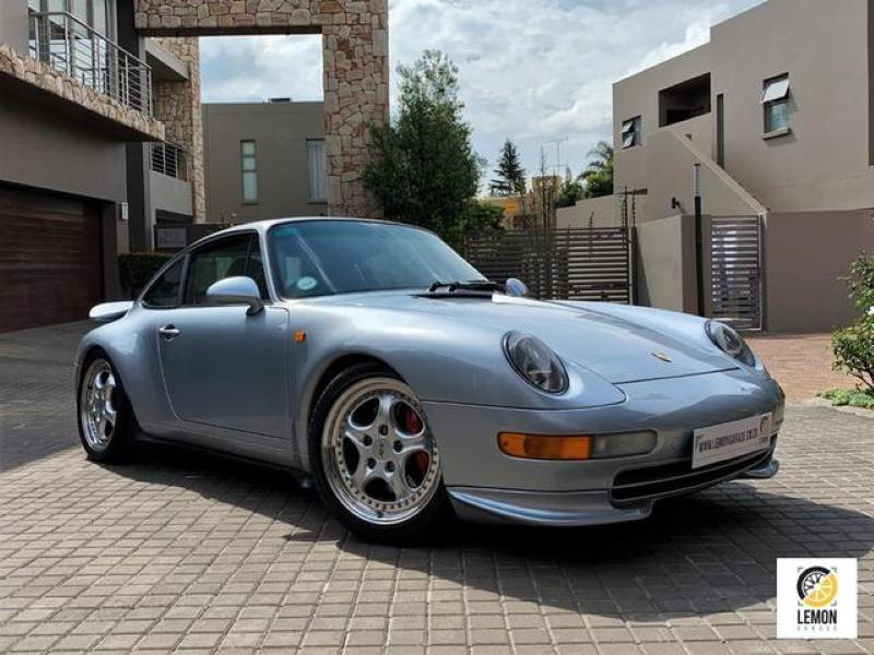 Porsche 911 Carrera RS (993) for sale in Vanderbijlpark - ID