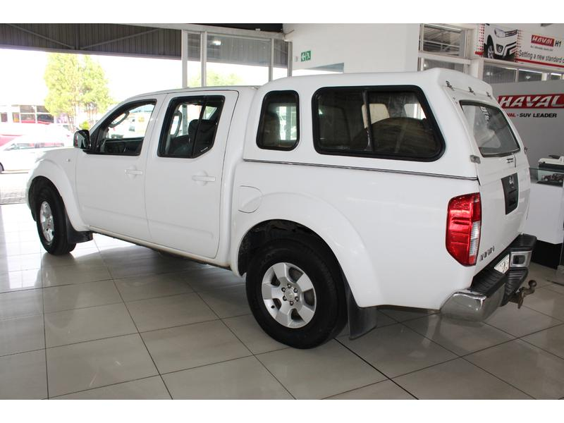 2014 Nissan Navara 2.5dCi Double Cab 4x4 XE- Picture 6