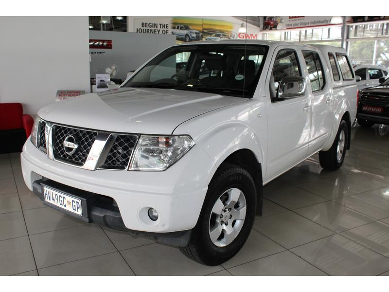 2014 Nissan Navara 2.5dCi Double Cab 4x4 XE- Picture 7