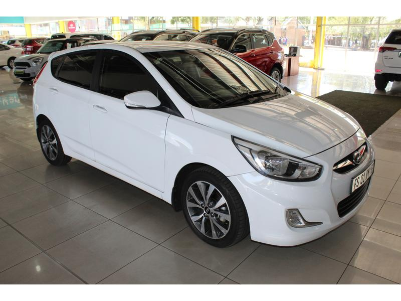 2017 Hyundai Accent Hatch 1.6 Fluid Auto