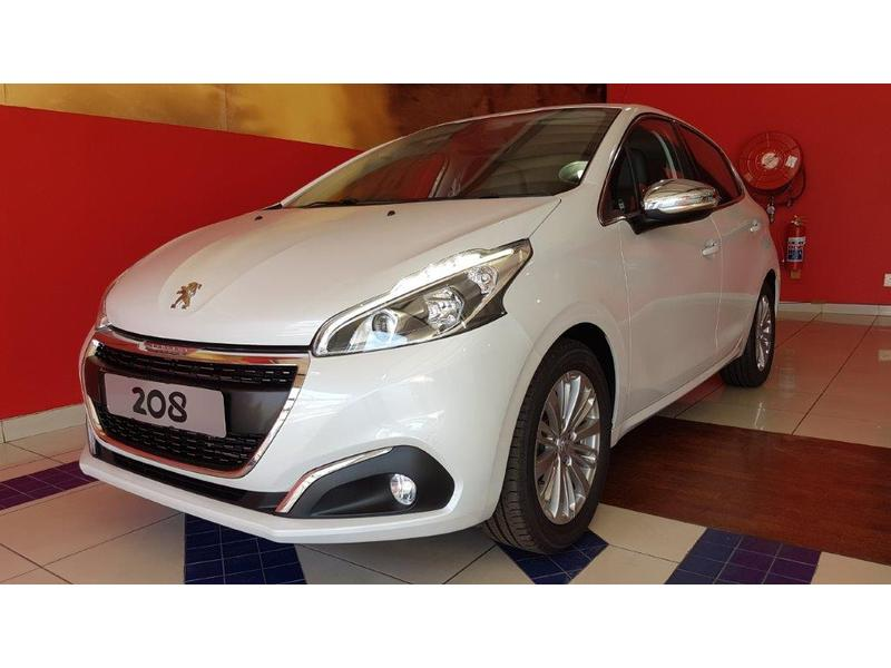 2018 Peugeot 208 1.2 Pure Tech Allure