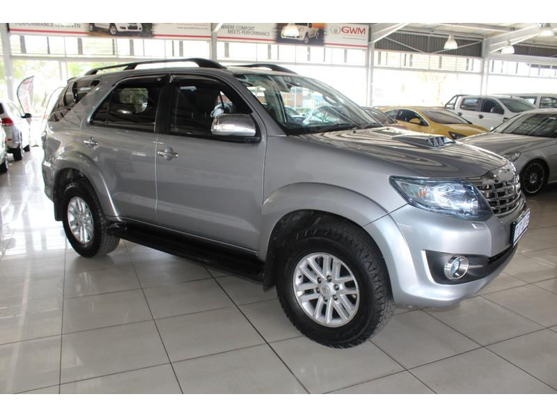 2015 Toyota Fortuner 3.0D-4D Auto- Picture 1