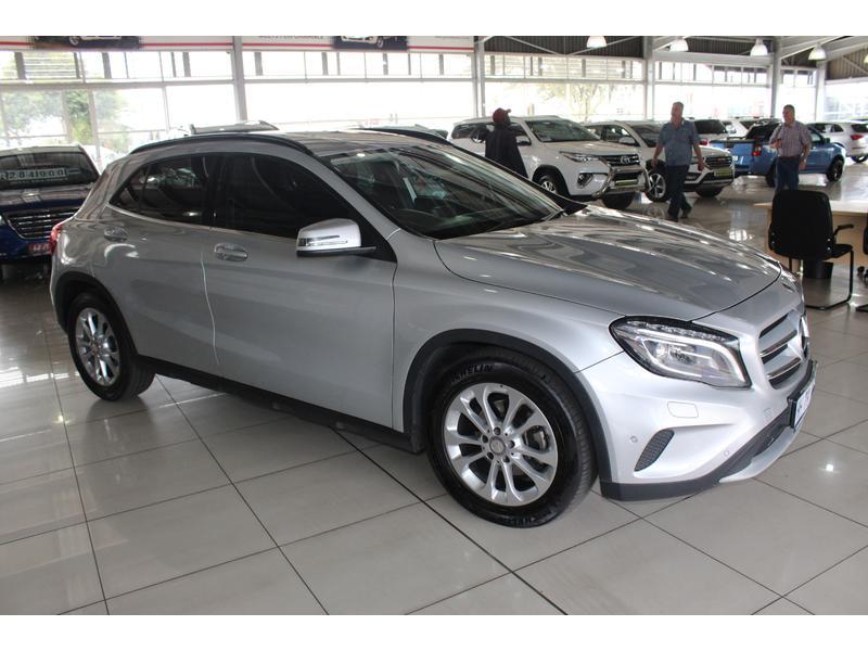 2014 Mercedes-Benz GLA GLA220CDI 4Matic Style