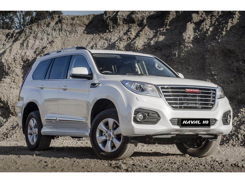 2020 Haval H9 2.0T 4WD Luxury- Picture 1